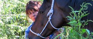 developpement personnel avec cheval